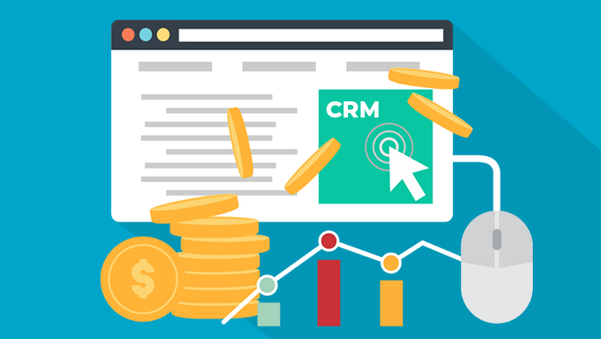 What is role of CRM in Sales Management Process?